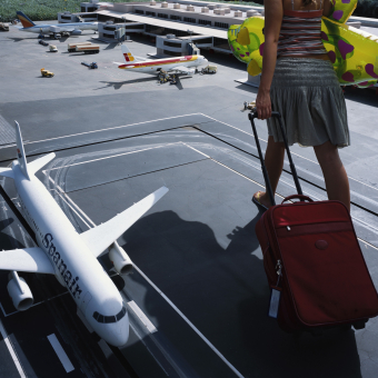 The Airport (Teenage Stories)